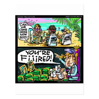 Presentes & cartões engraçados dos detetives do