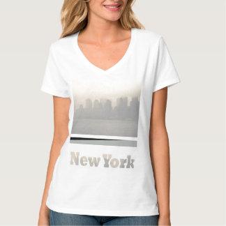 Presentes CricketDiane da skyline NYC da Nova Tshirts