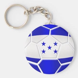 Presentes da bola de futebol do Los Catrachos Hond Chaveiros