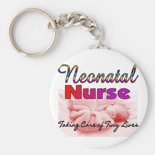 Presentes da enfermeira de Neonatal/NICU Chaveiros