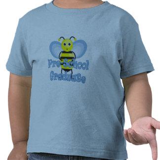 Presentes da graduação do pré-escolar tshirt