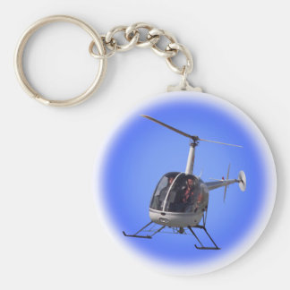 Presentes da lembrança do helicóptero da corrent chaveiros