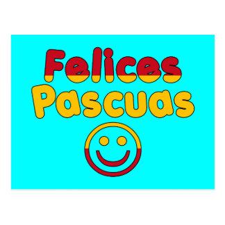 Presentes da páscoa para auto-falante espanhóis Fe