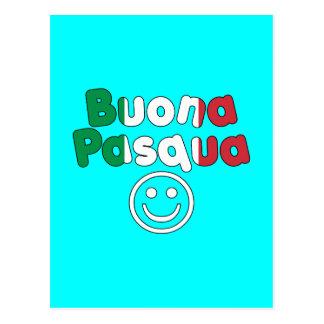 Presentes da páscoa para auto-falante italianos: B Cartoes Postais