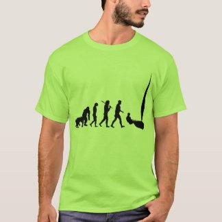 Presentes das camisetas e da navigação dos