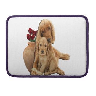 Presentes de Labrador Bolsas Para MacBook Pro