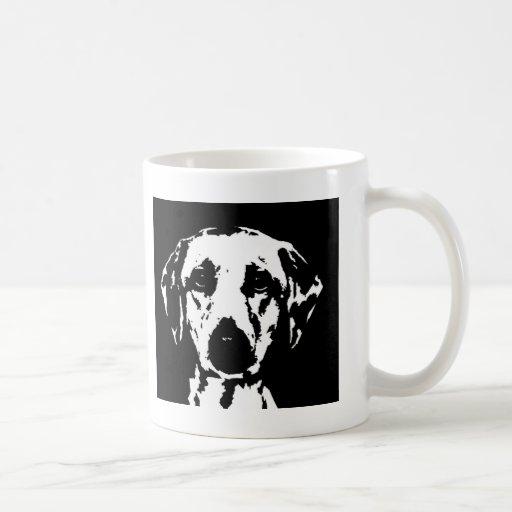 Presentes de Labrador - caneca da imagem dobro