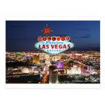 Presentes de Las Vegas Cartao Postal