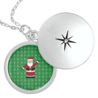 Presentes de Papai Noel Locket