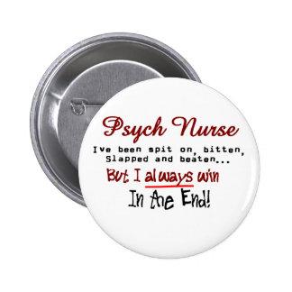 Presentes divertidos dos provérbios da enfermeira  botons