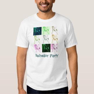 Presentes do despedida de solteiro camisetas
