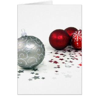 Presentes do destino da árvore do feriado dos enfe cartões