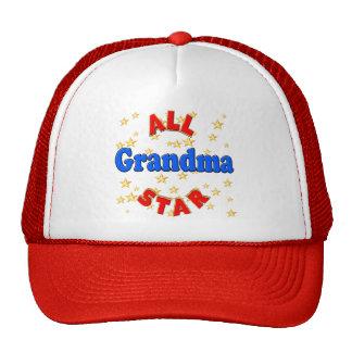 Presentes do dia das mães da avó de All Star Bone