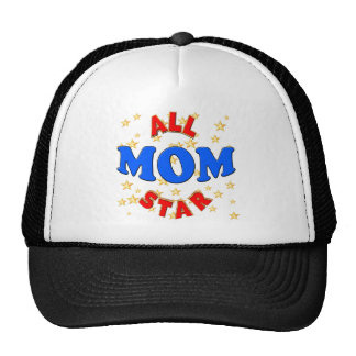 Presentes do dia das mães da mamã de All Star Boné