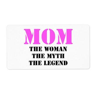 Presentes do dia das mães etiqueta de frete