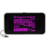 Presentes do divertimento para avó: A grande avó Caixinhas De Som Para Laptop