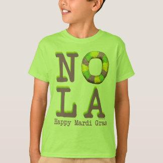 Presentes do rei Endurecimento de NOLA Camiseta