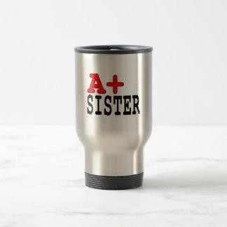 Presentes engraçados para irmãs A+ Irmã Canecas