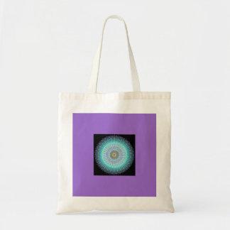 Presentes espirituais da mandala bolsa para compras