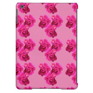 Presentes florais do caso do iPad dos rosas do Capa Para iPad Air