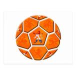 Presentes holandeses holandeses da bola de futebol
