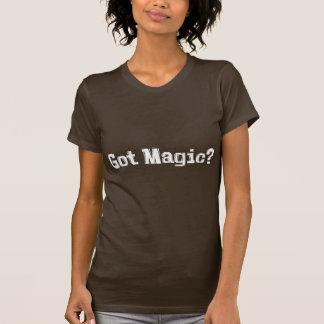 Presentes mágicos obtidos t-shirts
