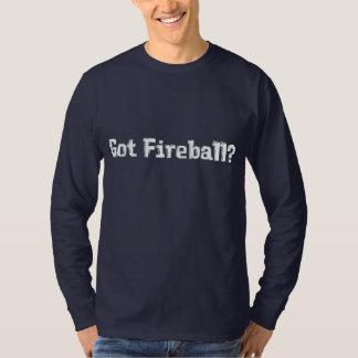 Presentes obtidos da bola de fogo t-shirts