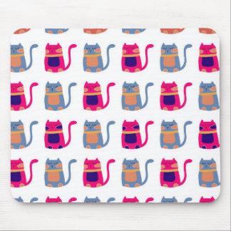 Presentes originais azuis do melão cor-de-rosa gor mouse pad