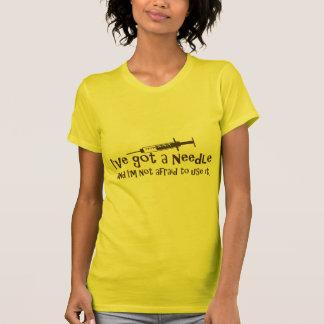 Presentes para enfermeiras & diabéticos t-shirt