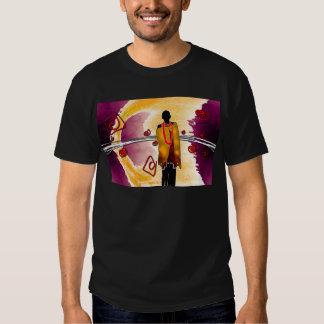 Presentes retros 18 do estilo do vintage de África Tshirts