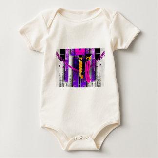 Presentes retros AF081 do estilo do vintage de Macacãozinho Para Bebê
