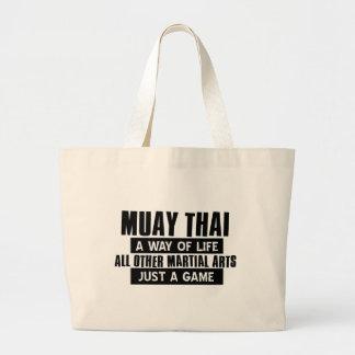 Presentes tailandeses de Muay Sacola Tote Jumbo