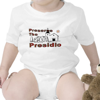 Preserve o Presidio para o bebê Macacãozinho