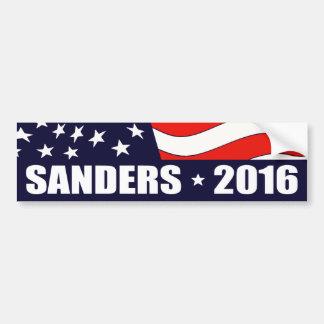 Presidente 2016 bandeira americana das máquinas de adesivo para carro