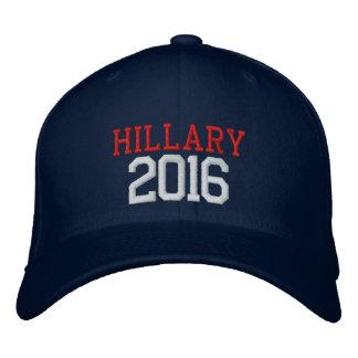Presidente 2016 de Hillary Clinton Boné Bordado