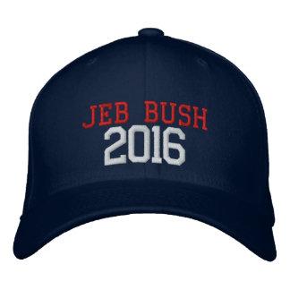 Presidente 2016 de Jeb Bush Boné Bordado