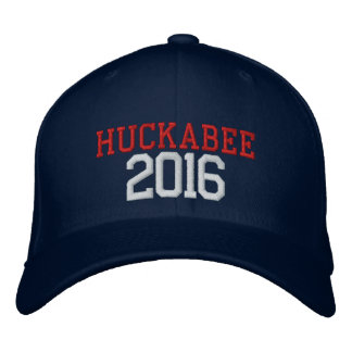 Presidente 2016 de Mike Huckabee Boné Bordado