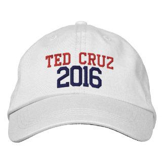 Presidente 2016 de Ted Cruz Boné Bordado