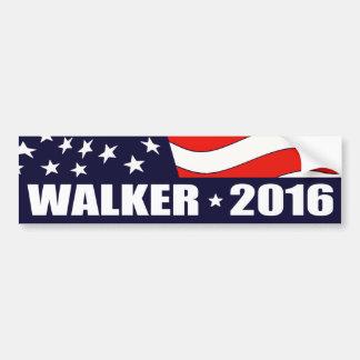 Presidente 2016 do caminhante de Scott Adesivo Para Carro