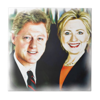 Presidente Bill Clinton & presidente Hillary