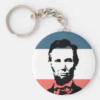 Presidente de Abraham Lincoln 16o Chaveiro