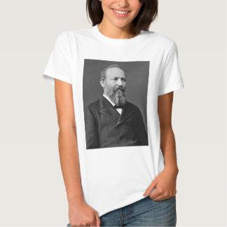 Presidente de James Garfield 20o T-shirts
