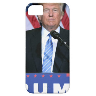 Presidente Donald Trump Capa Barely There Para iPhone 5