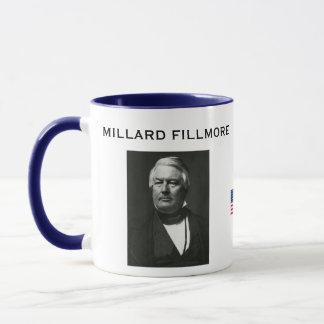 Presidente Fillmore, caneca de Millard
