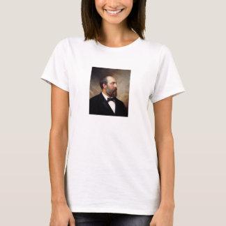 Presidente James Garfield Camiseta