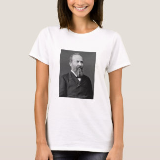 Presidente James Garfield Camiseta
