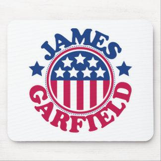 Presidente James Garfield dos E U Mousepad