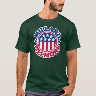 Presidente Millard Fillmore dos E.U. Camiseta