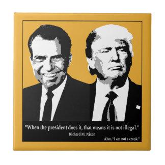Presidente nao ilegal