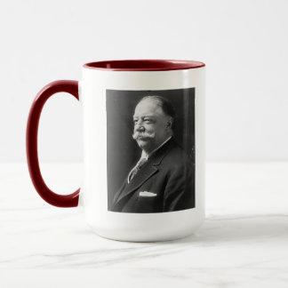 Presidente Taft Retrato & caneca do fato